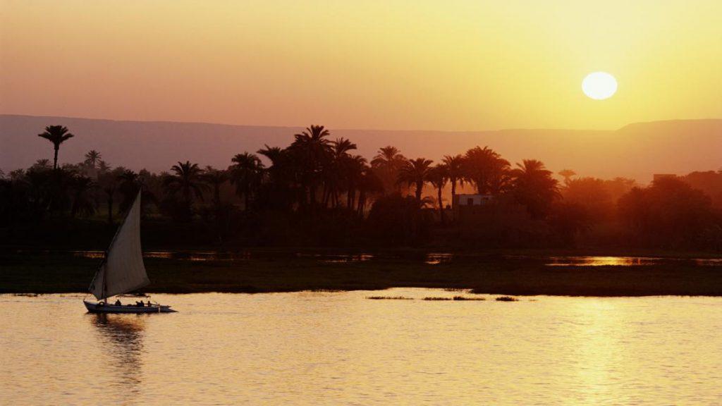 العطلات السياحية في مصر النيل