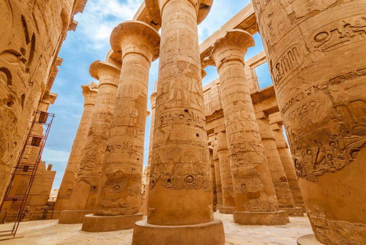 تور مصر الفاخرة